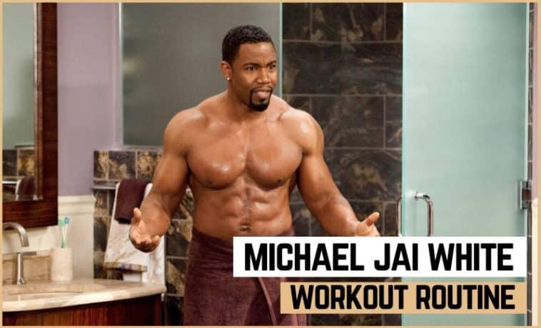 Michael Jai White's Workout Routine & Diet