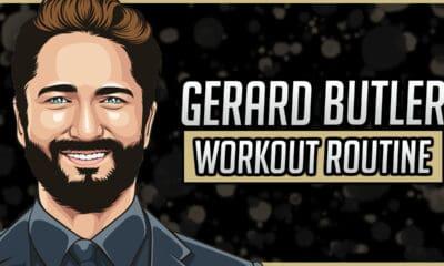 Gerard Butler's Workout Routine & Diet