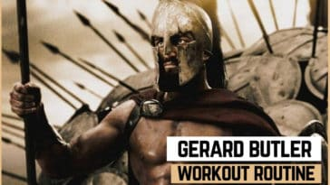 Gerard Butler's Workout Routine and Diet