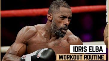 Idris Elba's Workout Routine and Diet