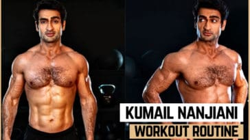 Kumail Ninjiani's Workout Routine and Diet