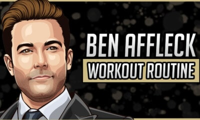 Ben Affleck's Workout Routine & Diet