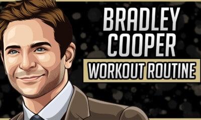 Bradley Cooper's Workout Routine & Diet