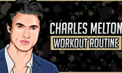 Charles Melton's Workout Routine & Diet