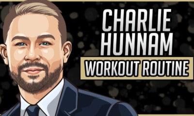 Charlie Hunnam's Workout Routine & Diet