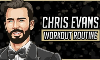 Chris Evans' Workout Routine & Diet