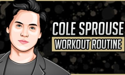 Cole Sprouse's Workout Routine & Diet