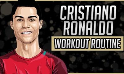 Cristiano Ronaldo's Workout Routine & Diet