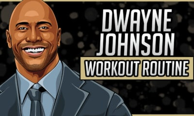 Dwayne Johnson's Workout Routine & Diet