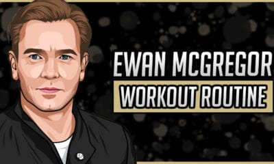 Ewan Mcgregor's Workout Routine & Diet