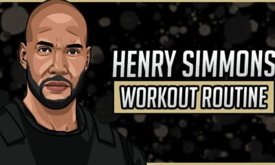 Henry Simmons' Workout Routine & Diet