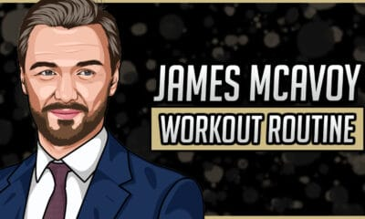 James Mcavoy's Workout Routine & Diet