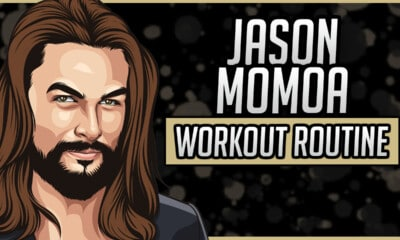 Jason Momoa's Workout Routine & Diet