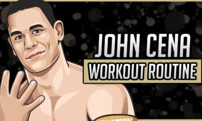 John Cena's Workout Routine & Diet