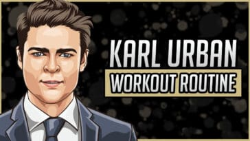 Karl Urban's Workout Routine & Diet
