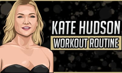 Kate Hudson's Workout Routine & Diet