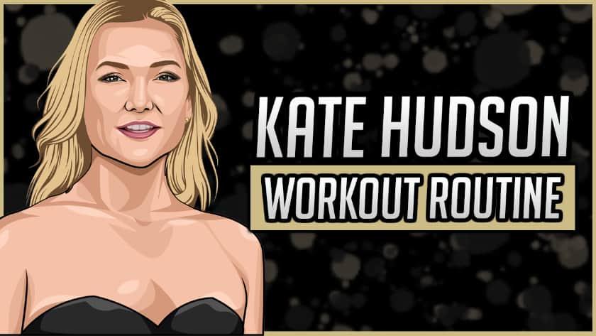 Kate Hudson's Workout Routine & Diet
