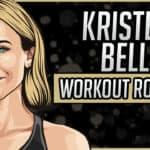 Kristen Bell's Workout Routine & Diet