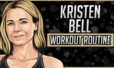 Kristen Bell's Workout Routine & Diet