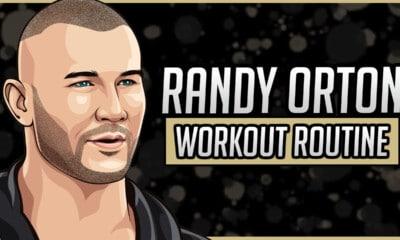Randy Orton's Workout Routine & Diet