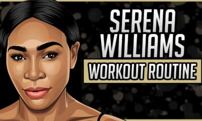 Serena Williams' Workout Routine & Diet