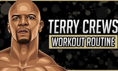 Terry Crews' Workout Routine & Diet