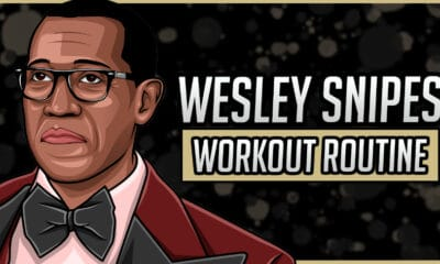 Wesley Snipes' Workout Routine & Diet