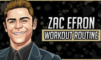 Zac Efron's Workout Routine & Diet
