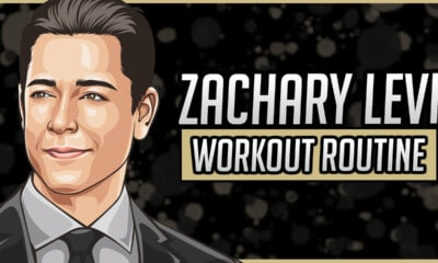 Zachary Levi's Workout Routine & Diet