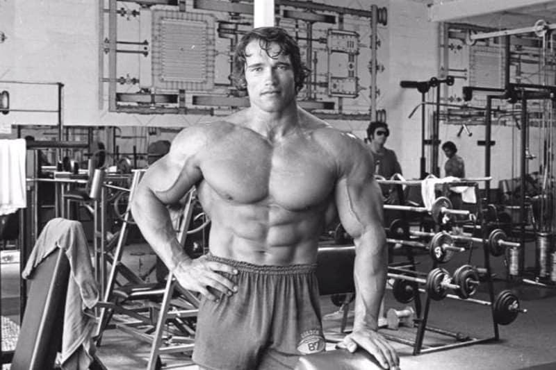 Best Bodybuilders - Arnold Schwarzenegger