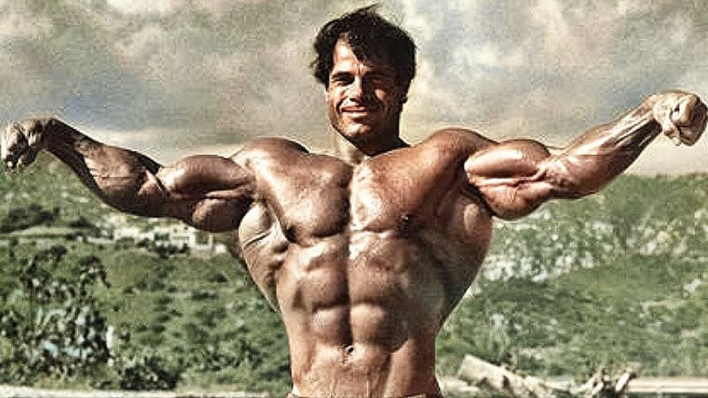 Best Bodybuilders - Franco Columbu