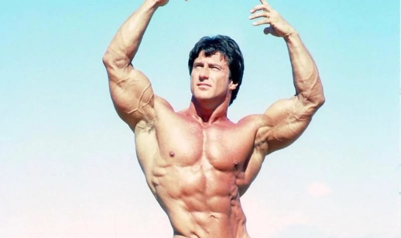 Best Bodybuilders - Frank Zane