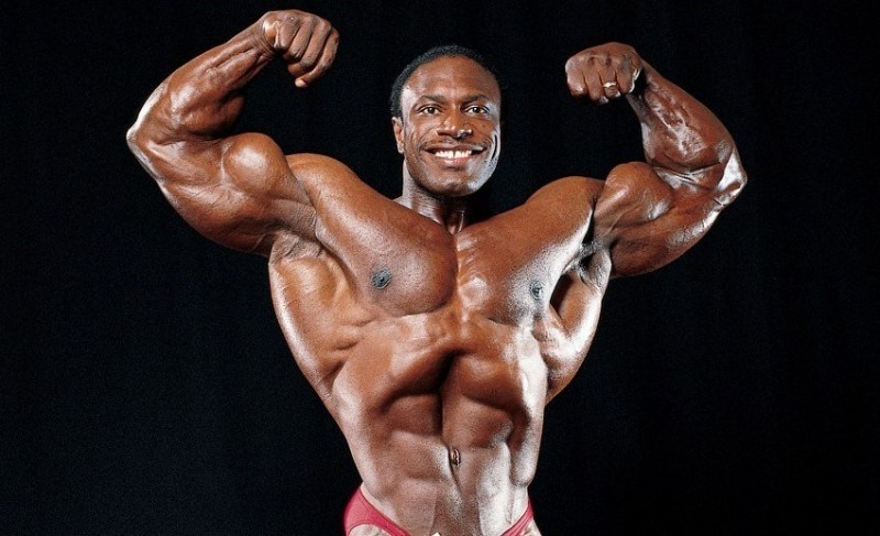 Best Bodybuilders - Lee Haney