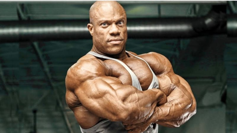 Best Bodybuilders - Phil Heath