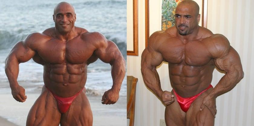 Biggest Bodybuilders - Dennis James