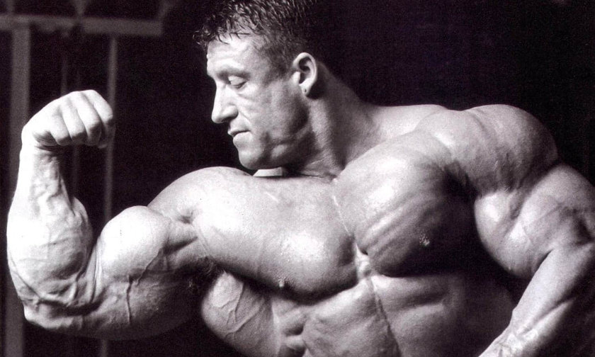 Biggest Bodybuilders - Dorian Yates