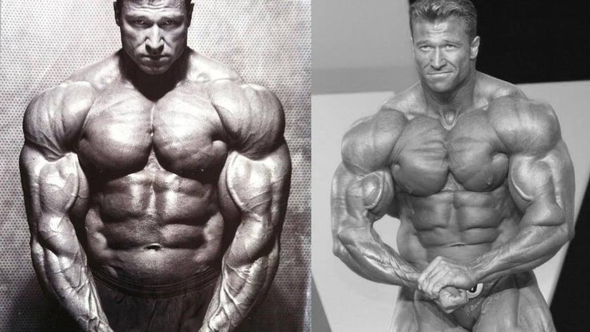 Biggest Bodybuilders - Günter Schlierkamp