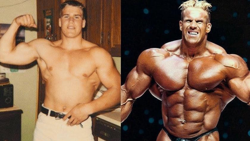 Biggest Bodybuilders - Jay Cutler