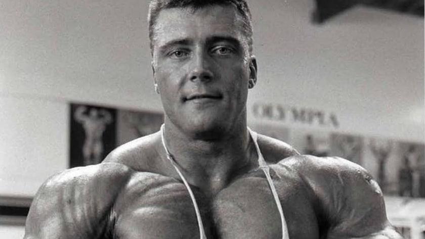 Biggest Bodybuilders - Jean-Pierre Fux