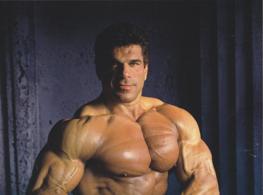 Biggest Bodybuilders - Lou Ferigno