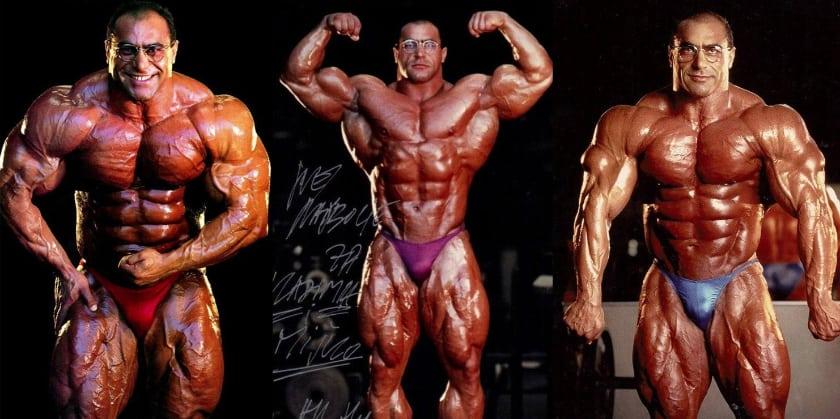 Biggest Bodybuilders - Nasser El Sonbaty