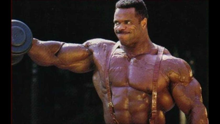 Biggest Bodybuilders - Paul Dillett