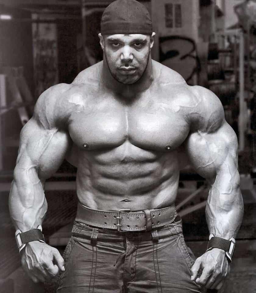 Biggest Bodybuilders - Zack Kahn