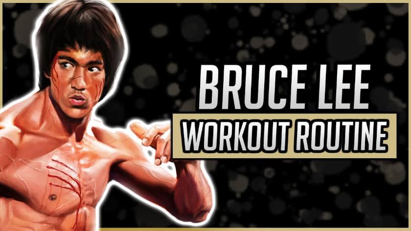 Bruce Lee's Workout Routine & Diet
