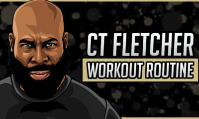 CT Fletcher's Workout Routine & Diet
