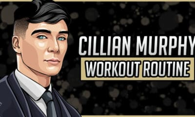 Cillian Murphy's Workout Routine & Diet
