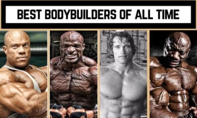 The Best Bodybuilders of All Time