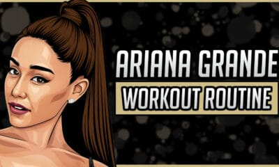 Ariana Grande's Workout Routine & Diet