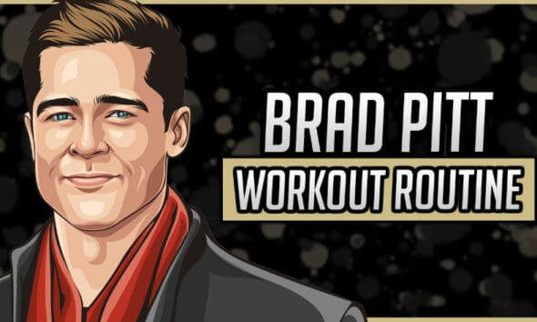 Brad Pitt's Workout Routine & Diet