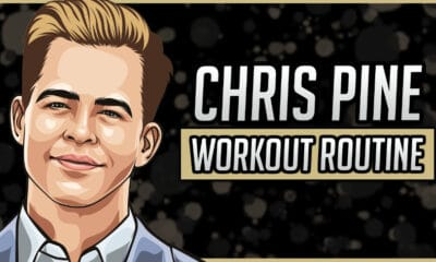 Chris Pine's Workout Routine & Diet